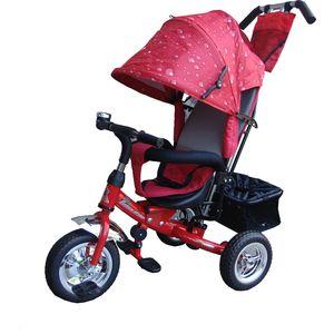 Велосипед трехколёсный Lexus Trike Next Pro (MS-0521) красный