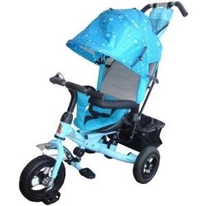Велосипед трехколёсный Lexus Trike Next Pro Air (MS-0526) голубой
