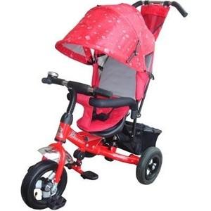 Велосипед трехколёсный Lexus Trike Next Pro Air (MS-0526) красный