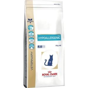 Сухой корм Royal Canin Hypoallergenic DR25 Feline диета при пищевой аллергии для кошек 2,5кг (722025)