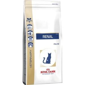 Сухой корм Royal Canin Renal RF23 Feline диета при хронической почечной недостаточности для кошек 500г (725005) фото