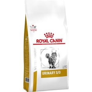 Сухой корм Royal Canin Urinary S/O LP34 Feline диета при профилактике МКБ для кошек 7кг (684070)