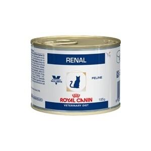 Консервы Royal Canin Renal RF23 Feline диета при хронической почечной недостаточности для кошек 195г (762002) фото
