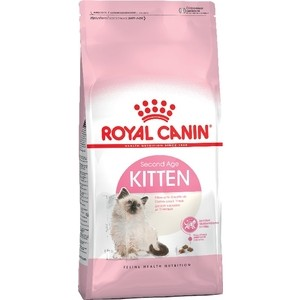 Сухой корм Royal Canin Kitten для котят до 12 месяцев 10кг (535100)