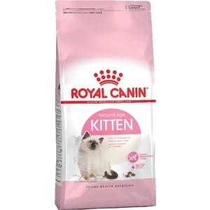 Сухой корм Royal Canin Kitten для котят до 12 месяцев 2кг (535020)