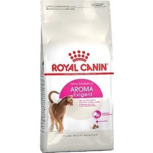 Сухой корм Royal Canin Exigent Aroma для кошек привередливых к аромату еды 10кг (473100)
