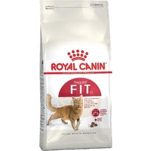 Сухой корм Royal Canin FIT 32 для кошек с нормальной активностью 4кг (437040) фото