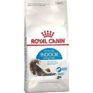 Сухой корм Royal Canin Indoor Long Hair 35 для длинношерстных кошек живущих в закрытом помещении 2кг (492020) фото