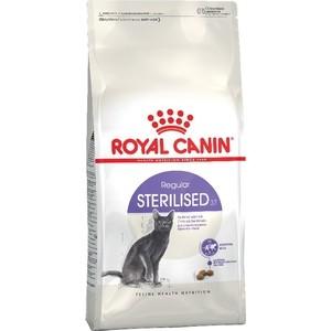 Сухой корм Royal Canin Sterilised 37 для стерилизованных кошек 4кг (496040) фото