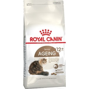 цена на Сухой корм Royal Canin Ageing 12+ для кошек старше 12 лет 4кг (498040)
