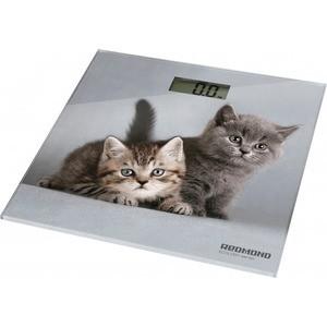 Весы напольные Redmond RS-735, котята весы redmond rs 735