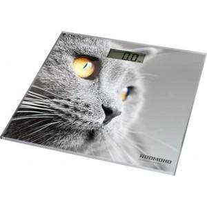 Весы напольные Redmond RS-735, кошка весы redmond rs 735