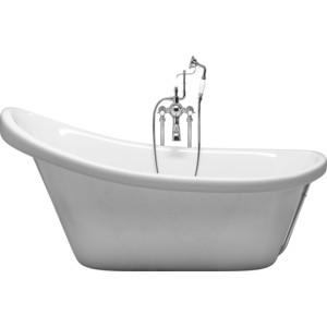 Ванна из литого мрамора Фэма Стиль Рио 168х80/65 см