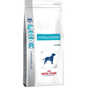 Сухой корм Royal Canin Hypoallergenic DR21 Canine диета при пищевой аллергии для собак 7кг (602070)