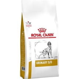Сухой корм Royal Canin Urinary S/O LP18 Canine диета при лечении и профилактике МКБ для собак 14кг (608140)