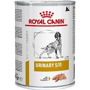 Консервы Royal Canin Urinary S/O Canine диета при мочекаменной болезни для собак 410г (656410)