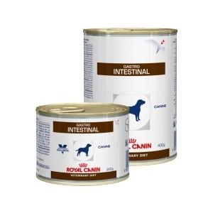 Консервы Royal Canin Gastro Intestinal Canine диета при нарушении пищеварения для собак 400г (661004)