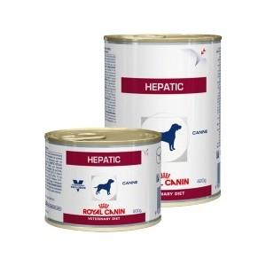 Консервы Royal Canin Hepatic Canine диета при заболеваниях печени для собак 420г (663004)