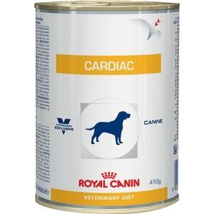 Консервы Royal Canin Cardiac Canine диета при сердечной недостаточности для собак 410г (665004)