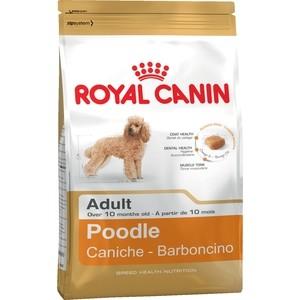 Сухой корм Royal Canin Adult Poodle для собак породы Пудель от 10 месяцев 1,5кг (687015)