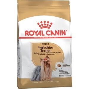 Сухой корм Royal Canin Adult Yorkshire Terrier для собак от 10 месяцев породы Йоркширский терьер 1,5кг (685015)