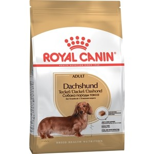 Сухой корм Royal Canin Adult Dachshund для собак от 10 месяцев породы Такса 7,5кг (143075)