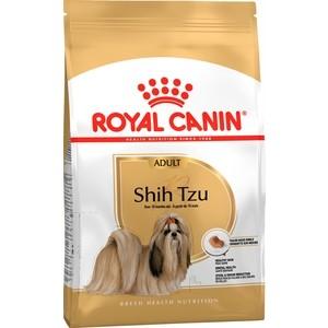 Сухой корм Royal Canin Adult Shih Tzu для собак от 10 месяцев породы Ши-Тцу 1,5г (176015) подушка ши тцу
