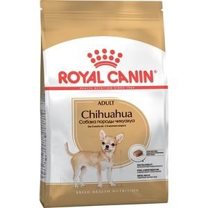 Сухой корм Royal Canin Adult Chihuahua для собак от 8 месяцев породы Чихуахуа 1,5кг (318015)