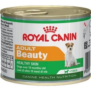 Консервы Royal Canin Adult Beauty Healty Skin здоровая кожа и шерсть для собак 195г (778002) фото