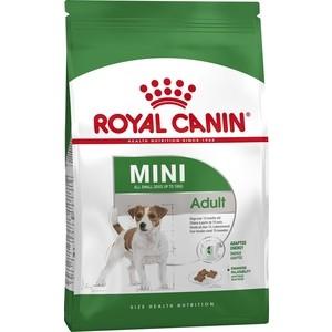 Сухой корм Royal Canin Mini Adult для собак мелких пород 4кг (306040)