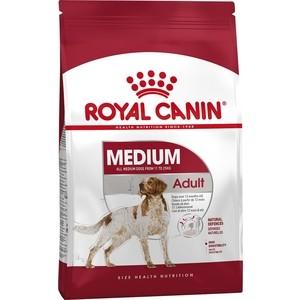 Сухой корм Royal Canin Medium Adult для собак средних пород 15кг (321150)