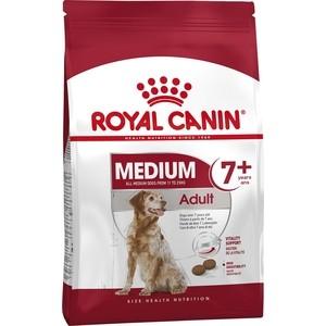 Сухой корм Royal Canin Medium Adult 7+ для собак средних пород старше 7 лет 15кг (322150)