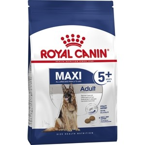 Сухой корм Royal Canin Maxi Adult 5+ для собак крупных пород старше 5 лет 4кг (330040)