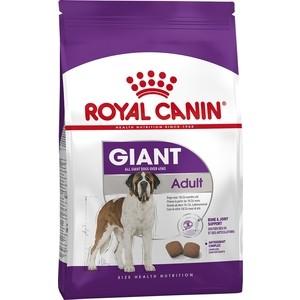 Сухой корм Royal Canin Giant Adult для собак очень крупных пород 15кг (340150)