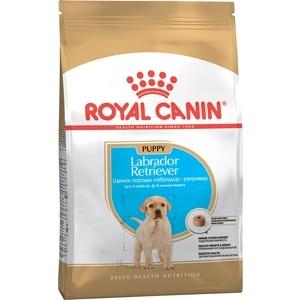 Сухой корм Royal Canin Junior Labrador Retriever для щенков до 15 месяцев породы Лабродор 12кг (349120)