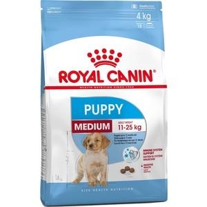 Сухой корм Royal Canin Medium Puppy (Junior) для щенков средних пород 15кг (190150)