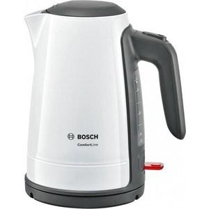 Чайник электрический Bosch TWK 6A011 чайник электрический bosch twk 7901