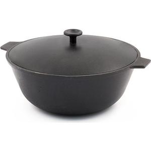 Котел с крышкой 5 л Камская Посуда (К51)