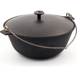 Котел с крышкой 5 л Камская Посуда (К51д)