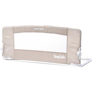 Барьер безопасности Caretero SleepSafe для кроватки Brown (коричневый)