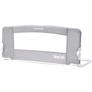 Барьер безопасности Caretero SleepSafe для кроватки Grey (серый)