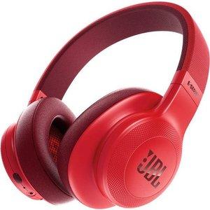 лучшая цена Наушники JBL E55BT red