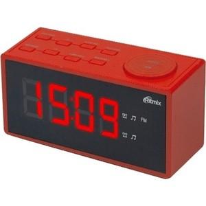 Радиоприемник Ritmix RRC-1212 red