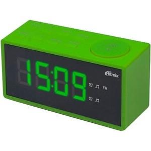 все цены на Радиоприемник Ritmix RRC-1212 green онлайн