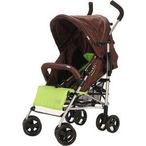 Коляска трость BabyHit Matoz Polo коричнево-зелёная коляска трость babyhit matoz polo коричнево зелёная