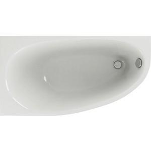 Фото - Акриловая ванна Акватек Дива 170х90 левая (EFVADL170) акриловая ванна акватек efva150 150x70