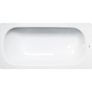 Стальная ванна ВИЗ Donna Vanna 140x70 с ножками белая орхидея DV-43901  4607084496598