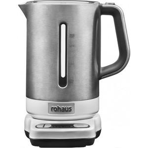 лучшая цена Чайник электрический Rohaus RK910W