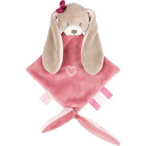 цена на Игрушка мягкая Nattou Doudou (Наттоу Дуду) малая Nina, Jade & Lili Кролик 987141