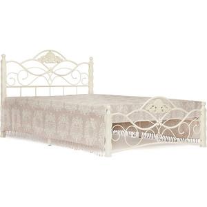 Кровать TetChair CANZONA 140x200 белый мебель tetchair